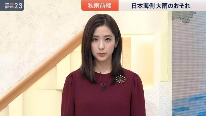 2020年09月17日田村真子の画像14枚目