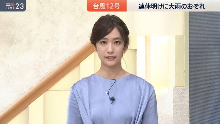 2020年09月21日田村真子の画像11枚目