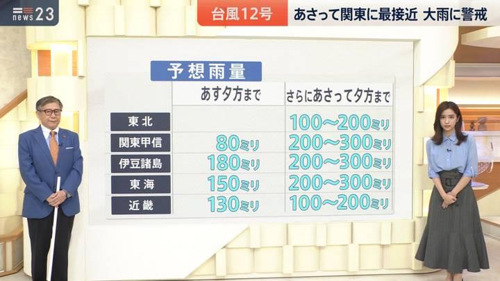 2020年09月22日田村真子の画像05枚目