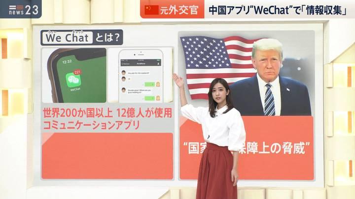 2020年10月06日田村真子の画像03枚目