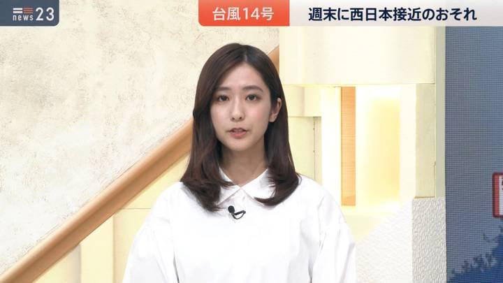 2020年10月06日田村真子の画像10枚目