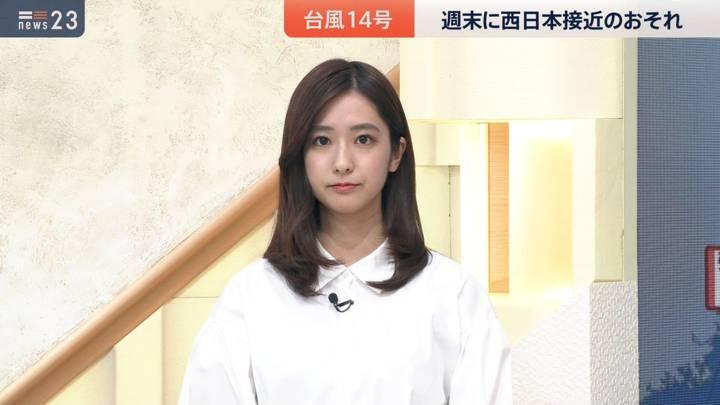 2020年10月06日田村真子の画像11枚目