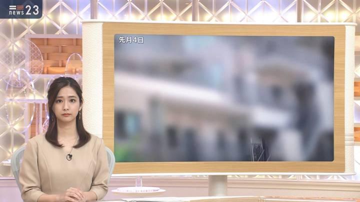 2020年10月08日田村真子の画像02枚目