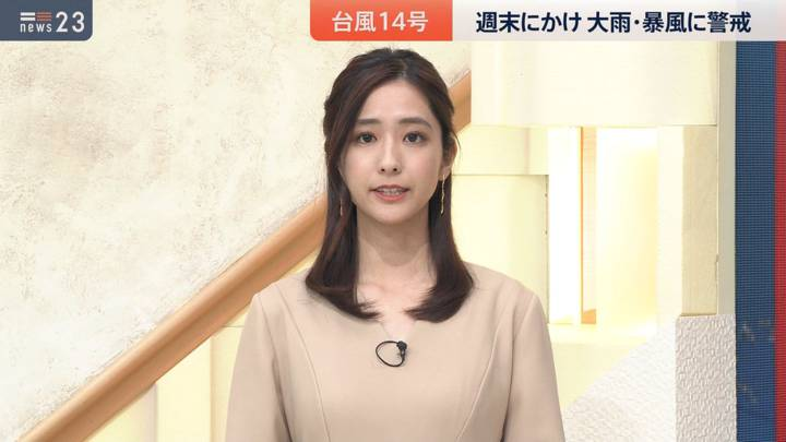 2020年10月08日田村真子の画像10枚目