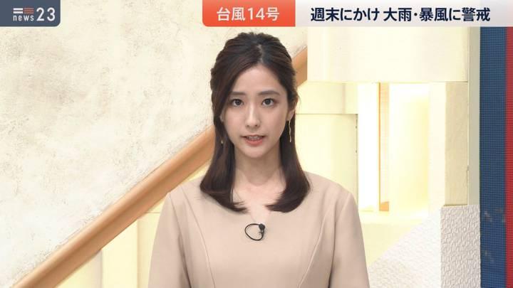 2020年10月08日田村真子の画像11枚目