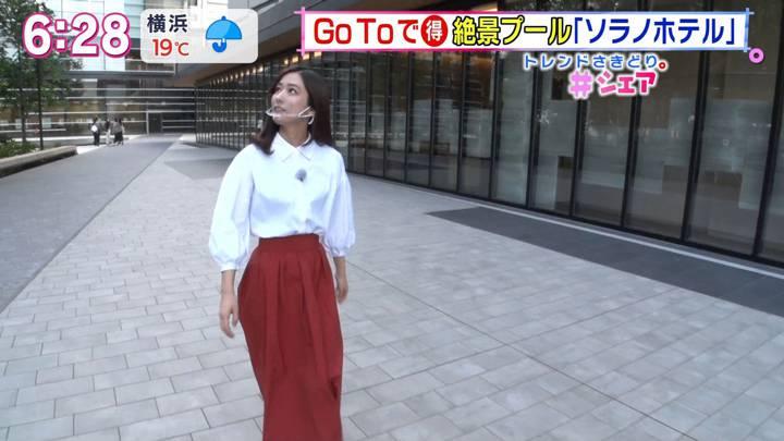 2020年10月10日田村真子の画像08枚目
