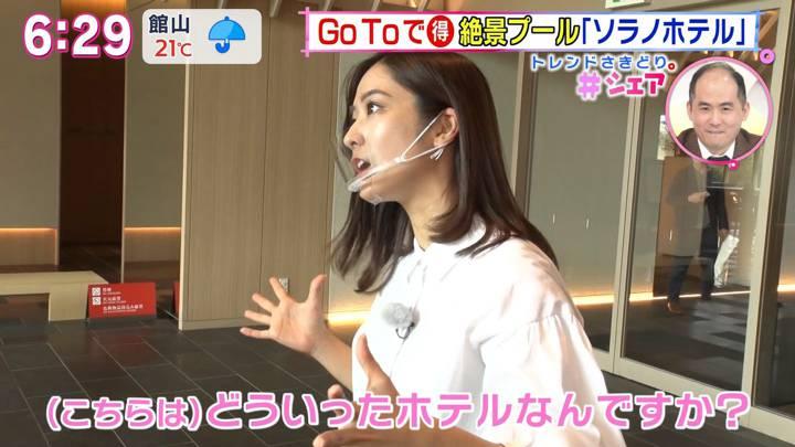 2020年10月10日田村真子の画像10枚目