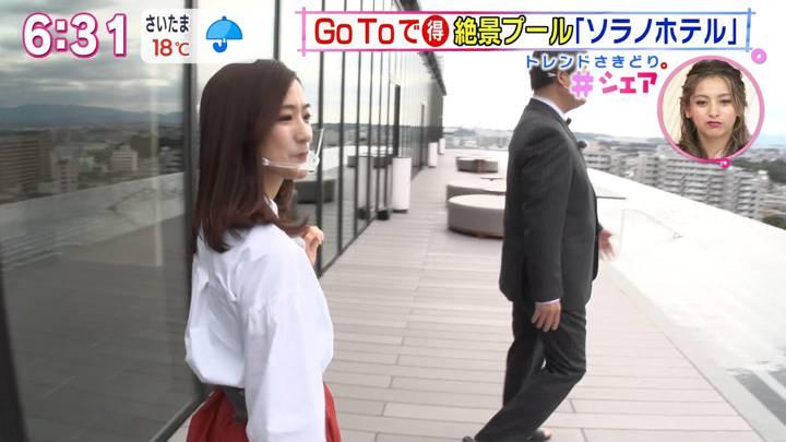 2020年10月10日田村真子の画像14枚目