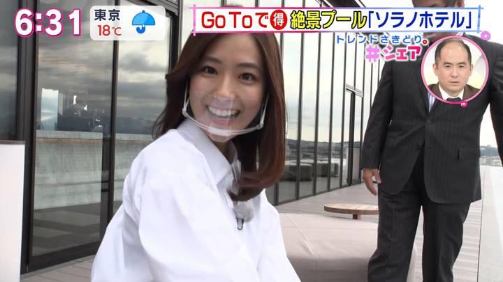 2020年10月10日田村真子の画像15枚目