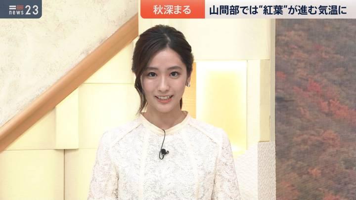 2020年10月13日田村真子の画像06枚目