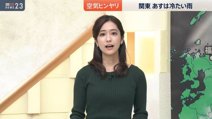 2020年10月14日田村真子の画像14枚目