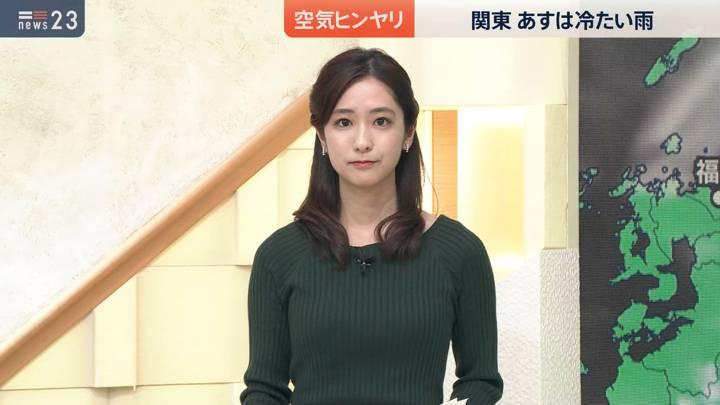 2020年10月14日田村真子の画像15枚目