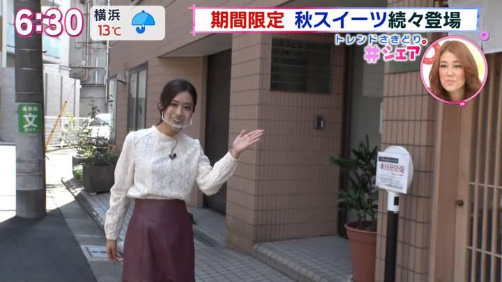 2020年10月17日田村真子の画像06枚目