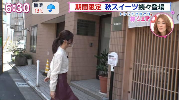2020年10月17日田村真子の画像07枚目
