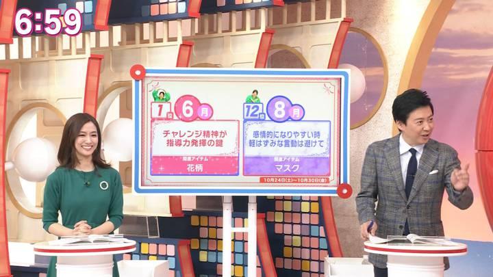 2020年10月24日田村真子の画像16枚目