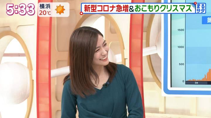 2020年11月21日田村真子の画像04枚目