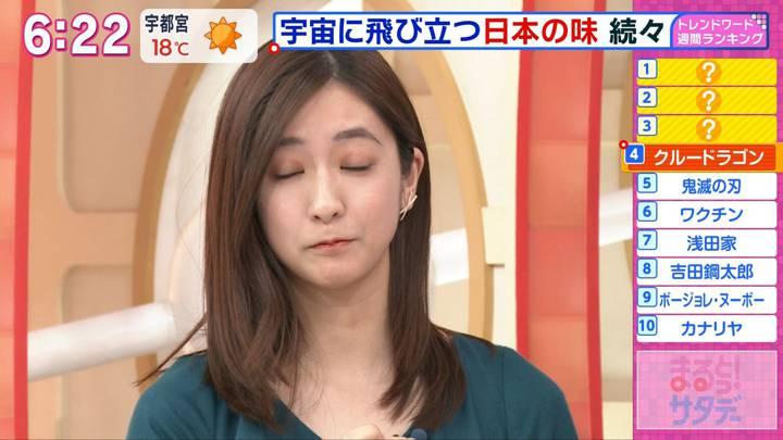 2020年11月21日田村真子の画像11枚目