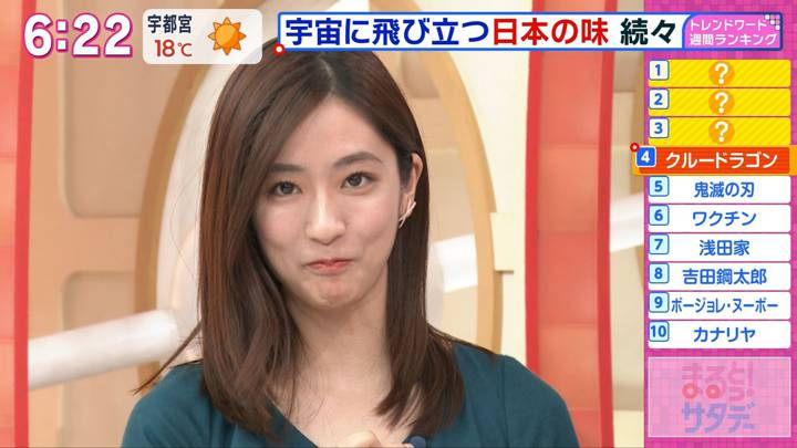 2020年11月21日田村真子の画像12枚目