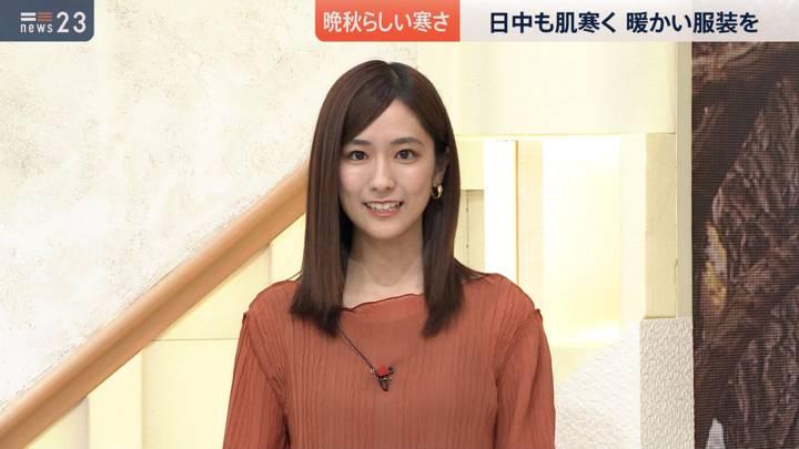 2020年11月23日田村真子の画像12枚目