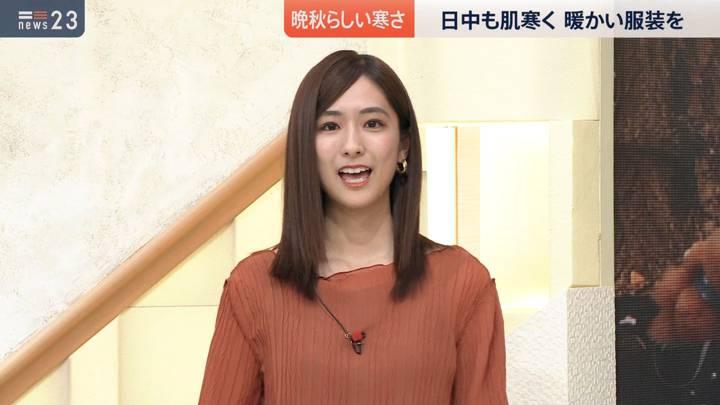 2020年11月23日田村真子の画像13枚目