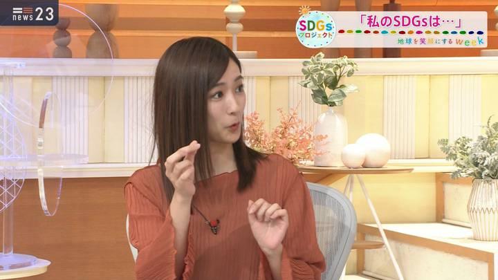 2020年11月23日田村真子の画像14枚目
