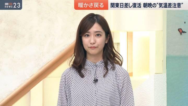 2020年11月25日田村真子の画像09枚目