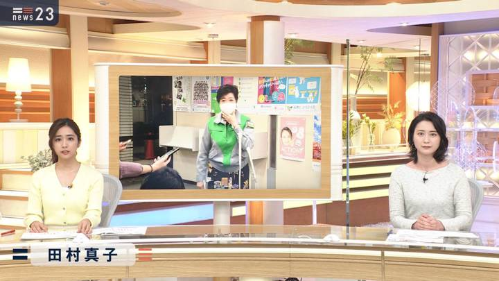 2020年11月30日田村真子の画像01枚目