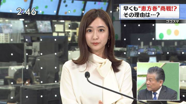 2020年12月10日田村真子の画像15枚目