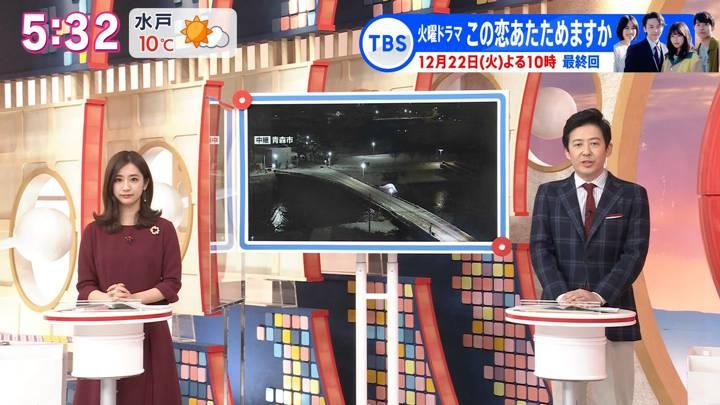2020年12月19日田村真子の画像01枚目