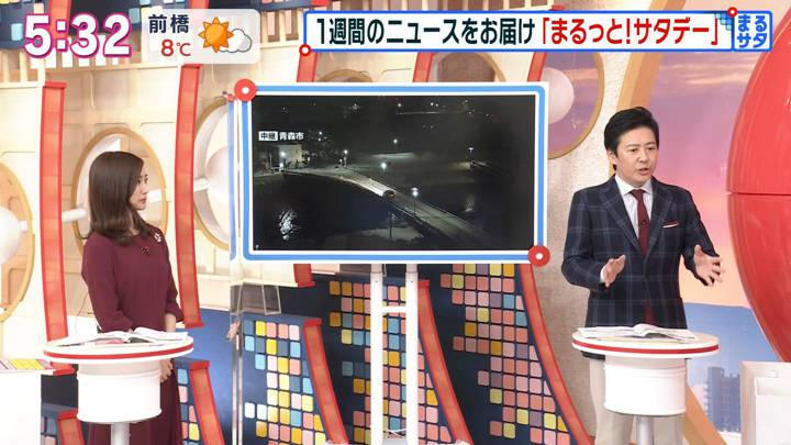 2020年12月19日田村真子の画像02枚目