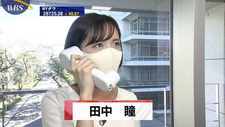 2020年10月14日田中瞳の画像09枚目