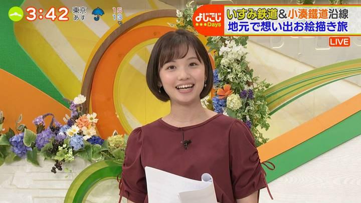 2020年10月16日田中瞳の画像23枚目