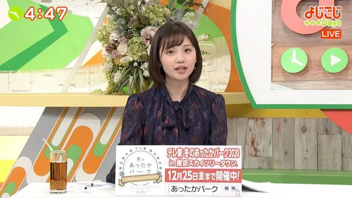 2020年12月22日田中瞳の画像16枚目
