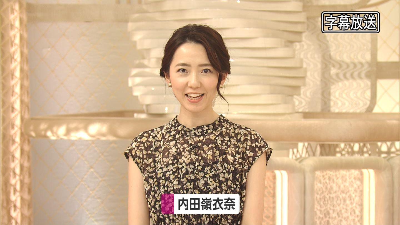 内田嶺衣奈 Live News α (2020年07月24日放送 24枚) | きゃぷろが