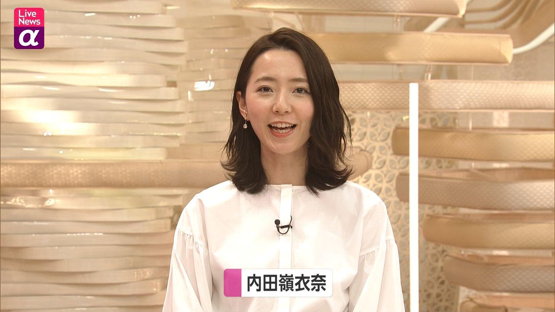 内田嶺衣奈 Live News α (2020年10月23日放送 21枚) | きゃぷろが