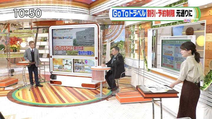2020年10月13日宇内梨沙の画像02枚目