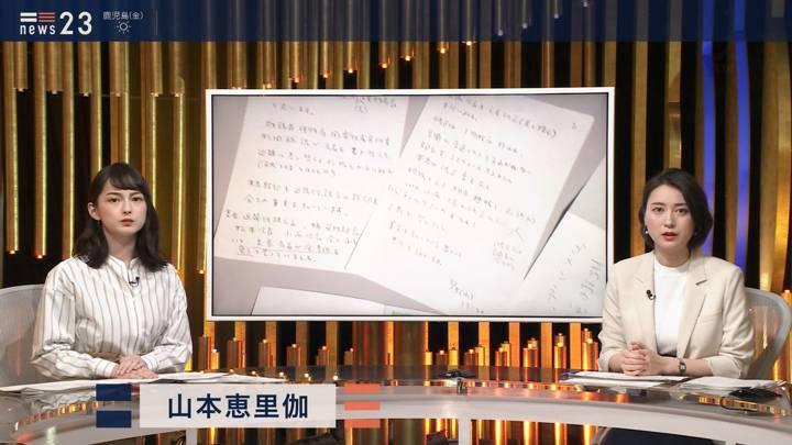 2020年03月19日山本恵里伽の画像01枚目