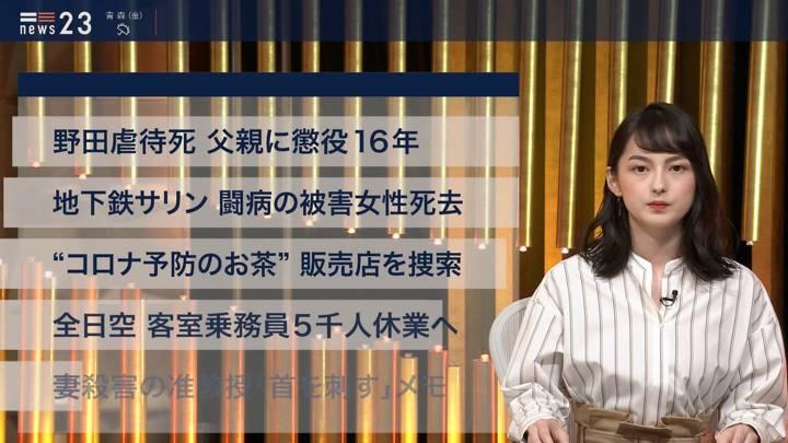 2020年03月19日山本恵里伽の画像04枚目