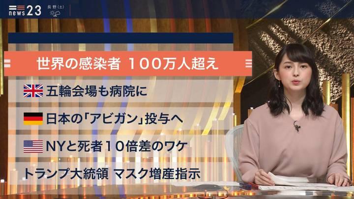 2020年04月03日山本恵里伽の画像11枚目