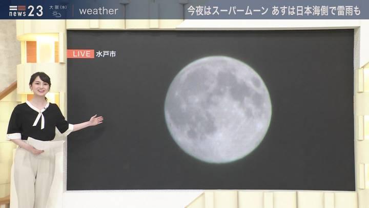 2020年04月07日山本恵里伽の画像18枚目
