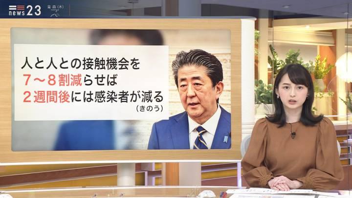 2020年04月08日山本恵里伽の画像01枚目