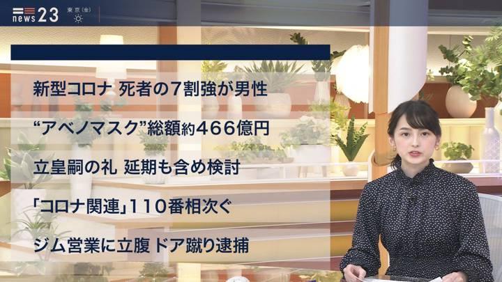 2020年04月09日山本恵里伽の画像06枚目