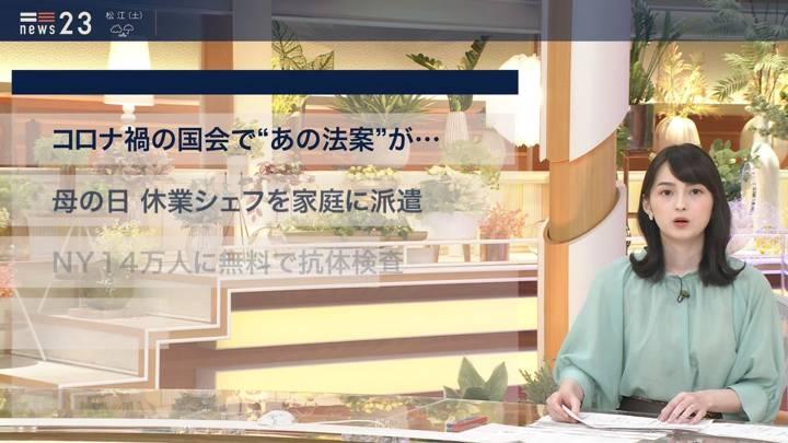 2020年05月08日山本恵里伽の画像01枚目