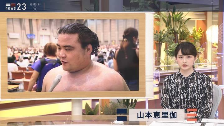 2020年05月13日山本恵里伽の画像01枚目
