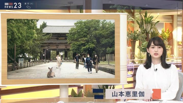 2020年05月18日山本恵里伽の画像02枚目
