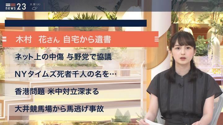 2020年05月25日山本恵里伽の画像04枚目