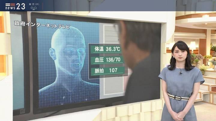 2020年05月27日山本恵里伽の画像08枚目