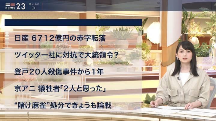 2020年05月28日山本恵里伽の画像04枚目