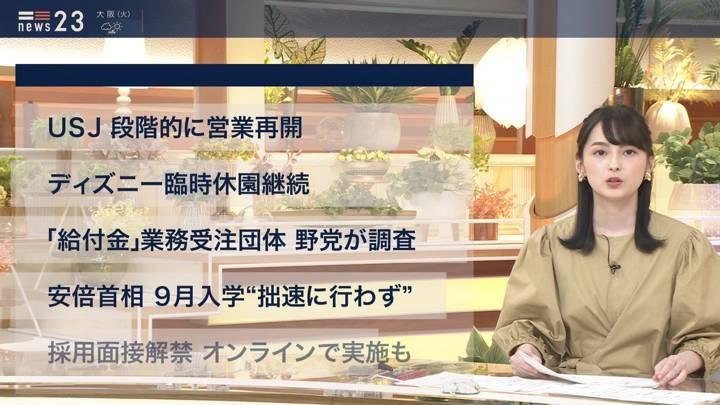 2020年06月01日山本恵里伽の画像03枚目