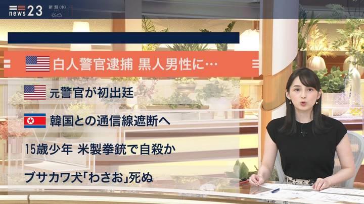 2020年06月09日山本恵里伽の画像09枚目